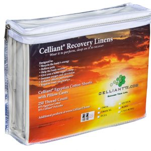 Celliant Recovery Sheets & Linens