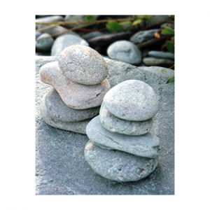 Hot Stone Massage Stone Set (Single Stones)
