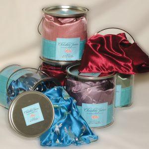 Christine James Spa and Home Comfort Collection
