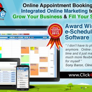 Click4Time Online Appointment Booking Software