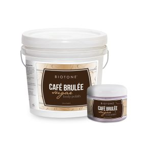 Cafe Brulee Sugar Body Polish