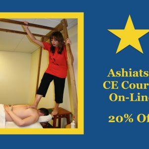 Ashiatsu Bar Deep Tissue Massage Online Course