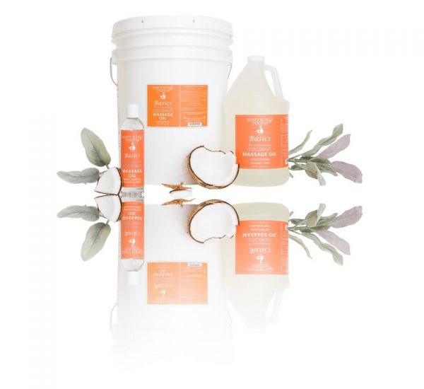 Coconut Oil-Fractionated