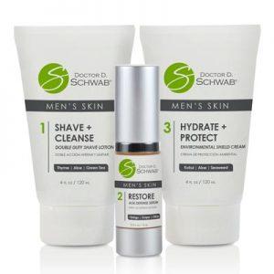 Doctor D. Schwab Men's Skin Care Set