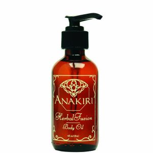 HerbalFusion Body Oil
