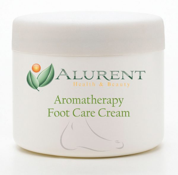 Aromatherapy Foot Care Cream