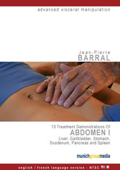 Advanced Visceral Manipulation - Abdomen 1 DVD