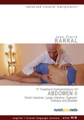 Advanced Visceral Manipulation - Abdomen 2 DVD