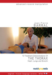 Advanced Visceral Manipulation - Thorax DVD