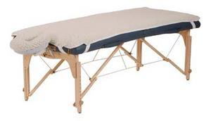 Basic Massage Table Fleece Pad Set