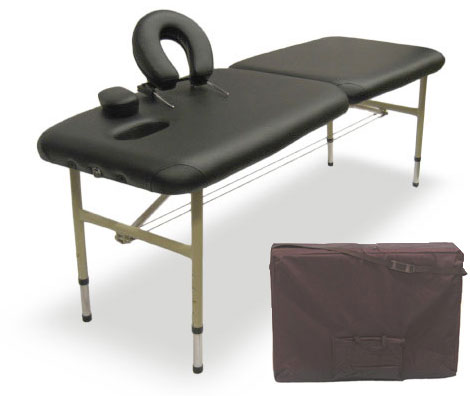 portable pro wide blue products massage table master foam biohealing package extra imperial montclair memory