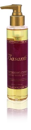 Moroccan Rose Body Gloss