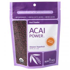 Acai Power, Hemp Power & Flax Power