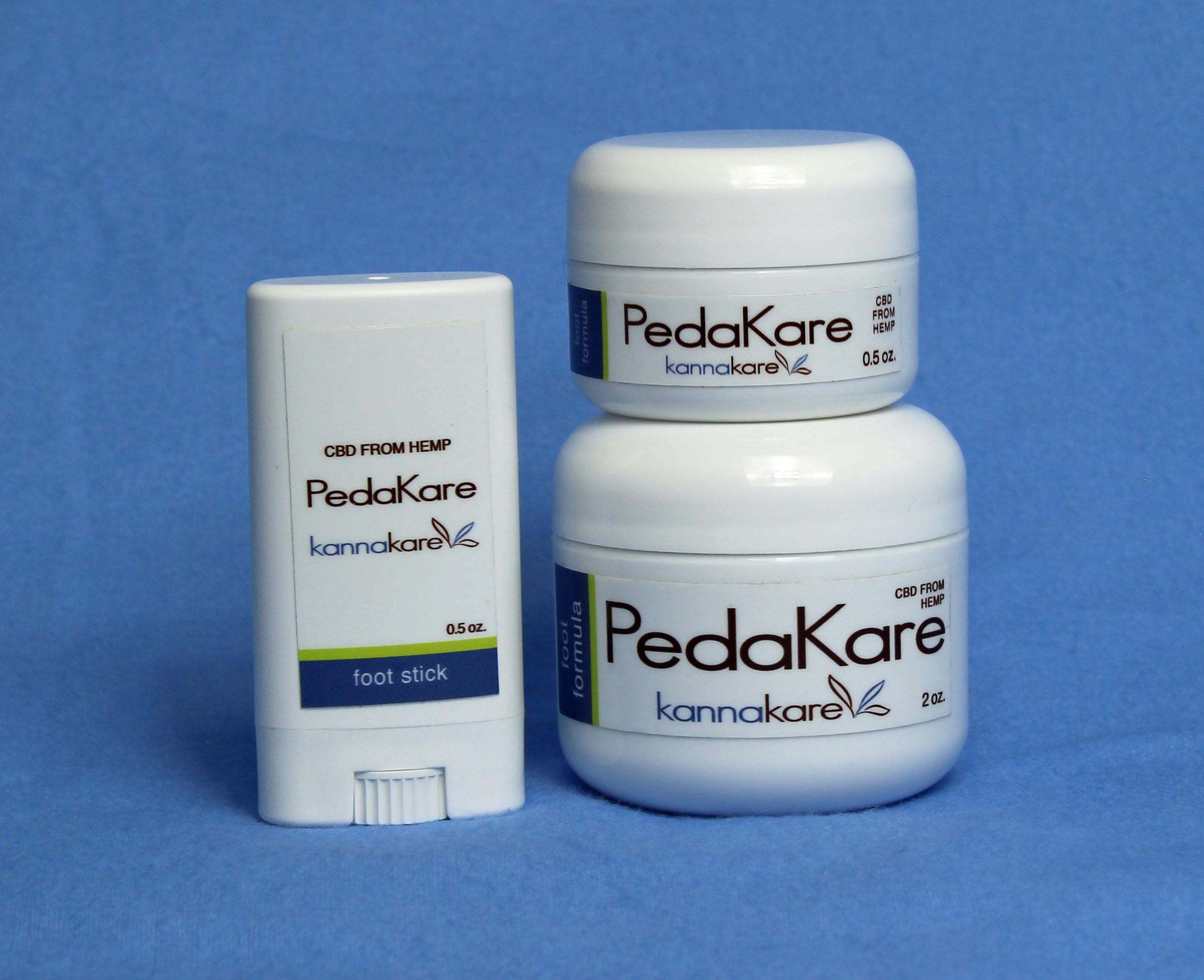 PedaKare - CBD Foot Salve