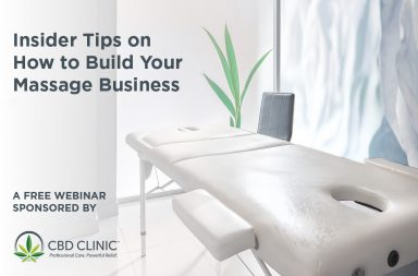 Insider Tips on How to Build Your Massage Business webinar
