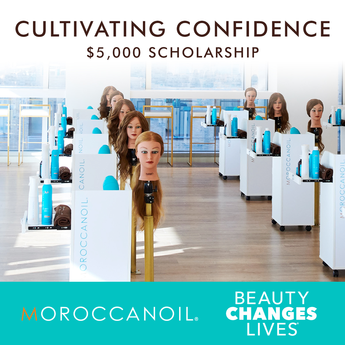 Cultivating Confidence scholarship