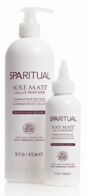 SpaRitual Introduces Sole Mate Callus Remover, MASSAGE Magazine