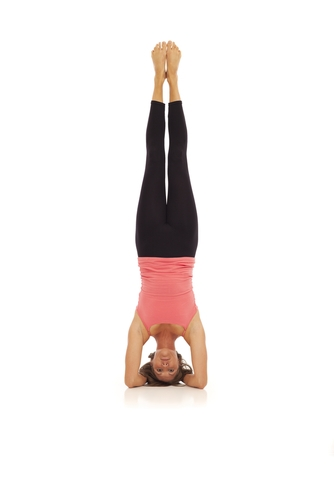 Yoga Posture: Headstand, MASSAGE Magazine