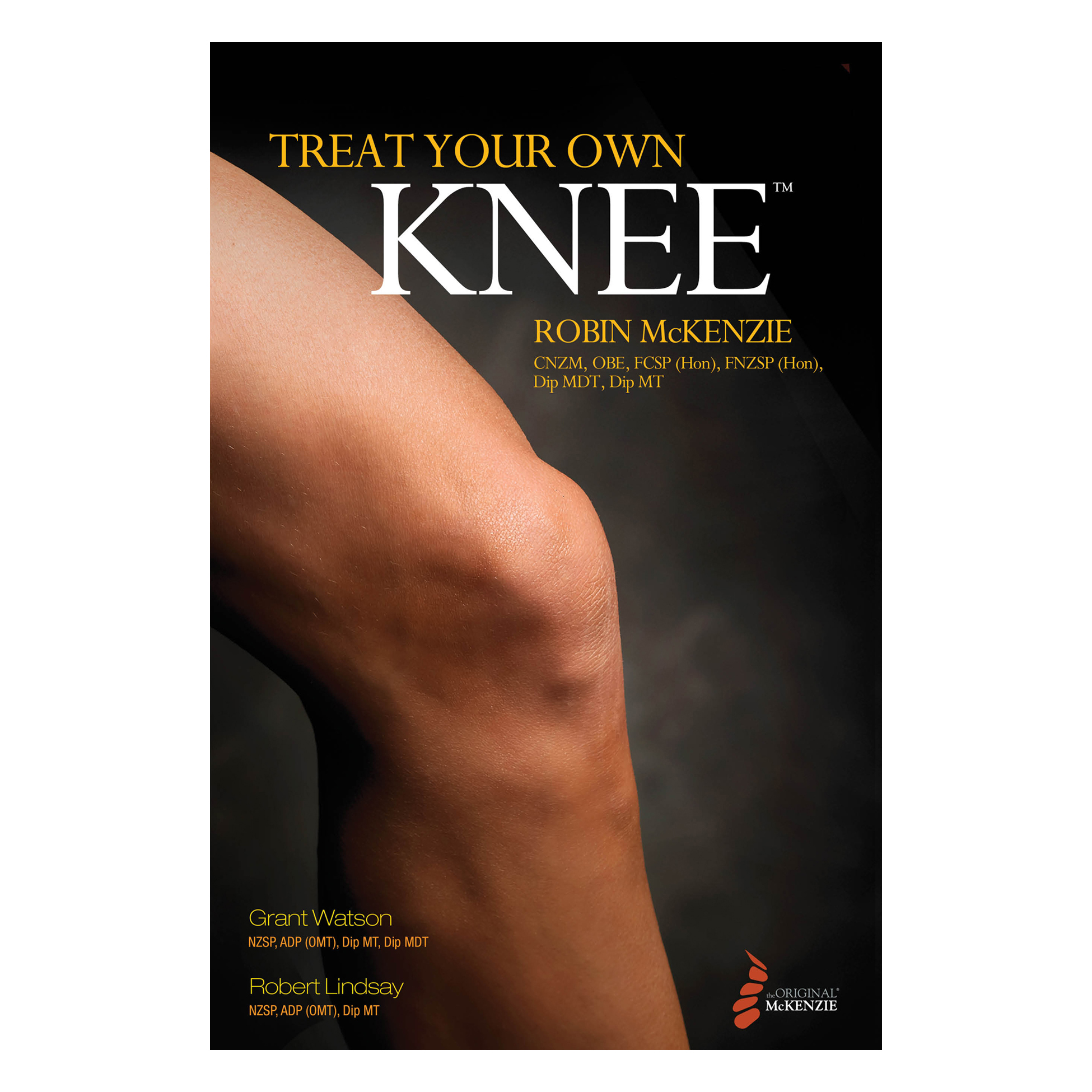 New from OPTP: 'Treat Your Own Knee,' by Robin McKenzie, MASSAGE Magazine
