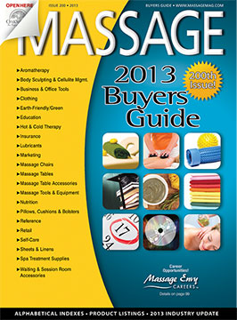 MASSAGE Magazine Celebrates its 200th Issue
