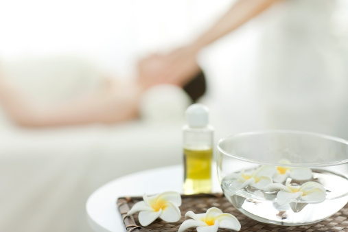 Aliviar O Stress Com Aromaterapia