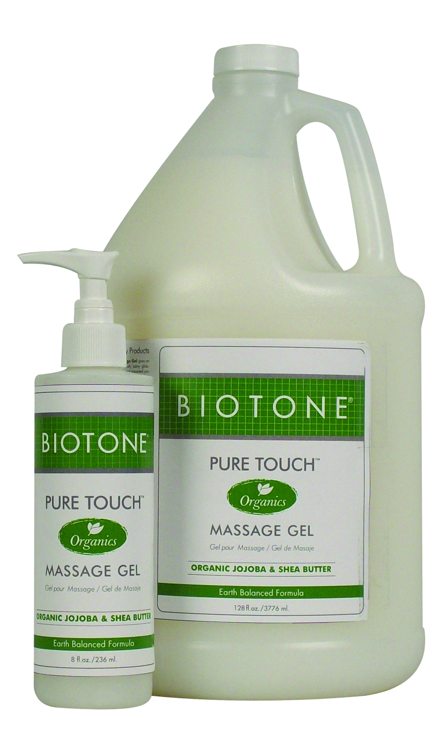 BIOTONE Introduces New Pure Touch Organics Massage Gel, MASSAGE Magazine