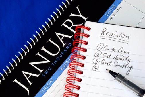 Eight Ways to Achieve New Year's Resolutions, MASSAGE Magazine