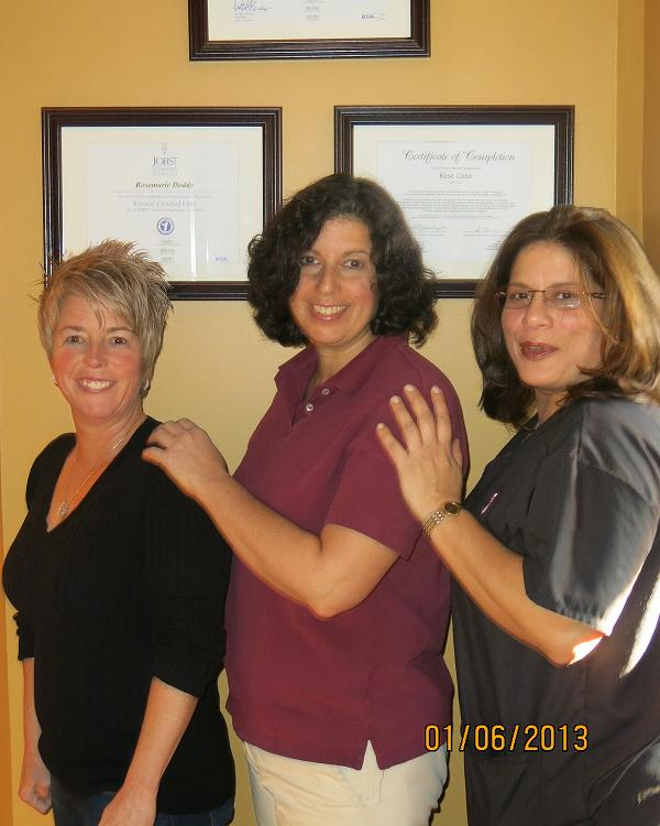 Best Practices: Rose Cobo, Rose Doddy and Deborah Williams, MASSAGE Magazine