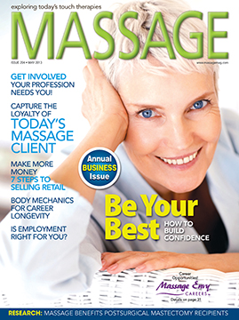 Become a Wellness Coach, MASSAGE Magazine