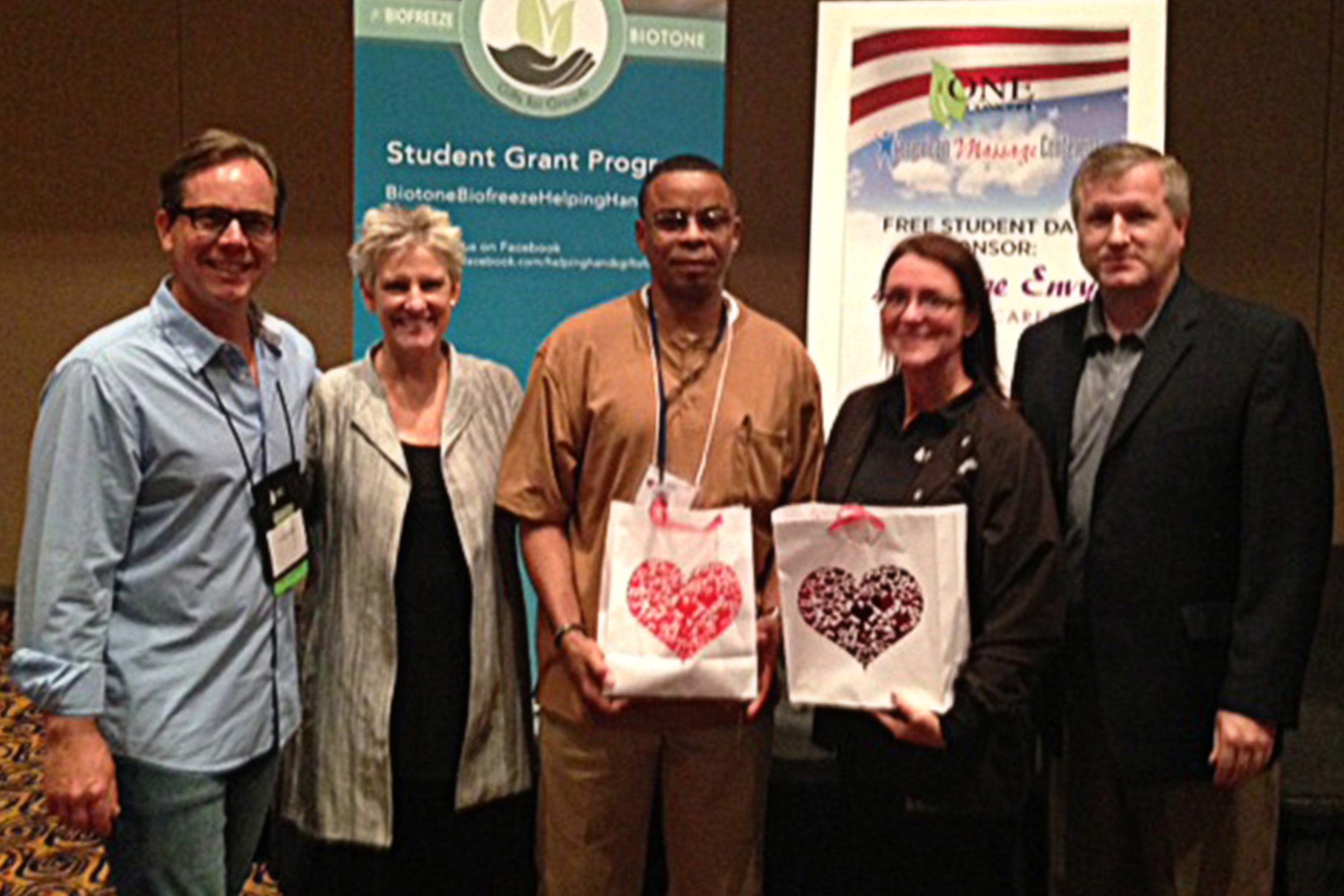 Helping Hands Gifts for Growth Grants Awarded at the American Massage Conference in Atlanta, MASSAGE Magazine