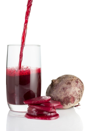 A Daily Dose of Beetroot Juice May Lower Blood Pressure, MASSAGE Magazine