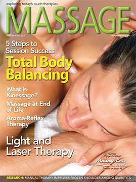 Research Exclusive: Massage, Active Exercise Relieve Muscle Soreness, MASSAGE Magazine