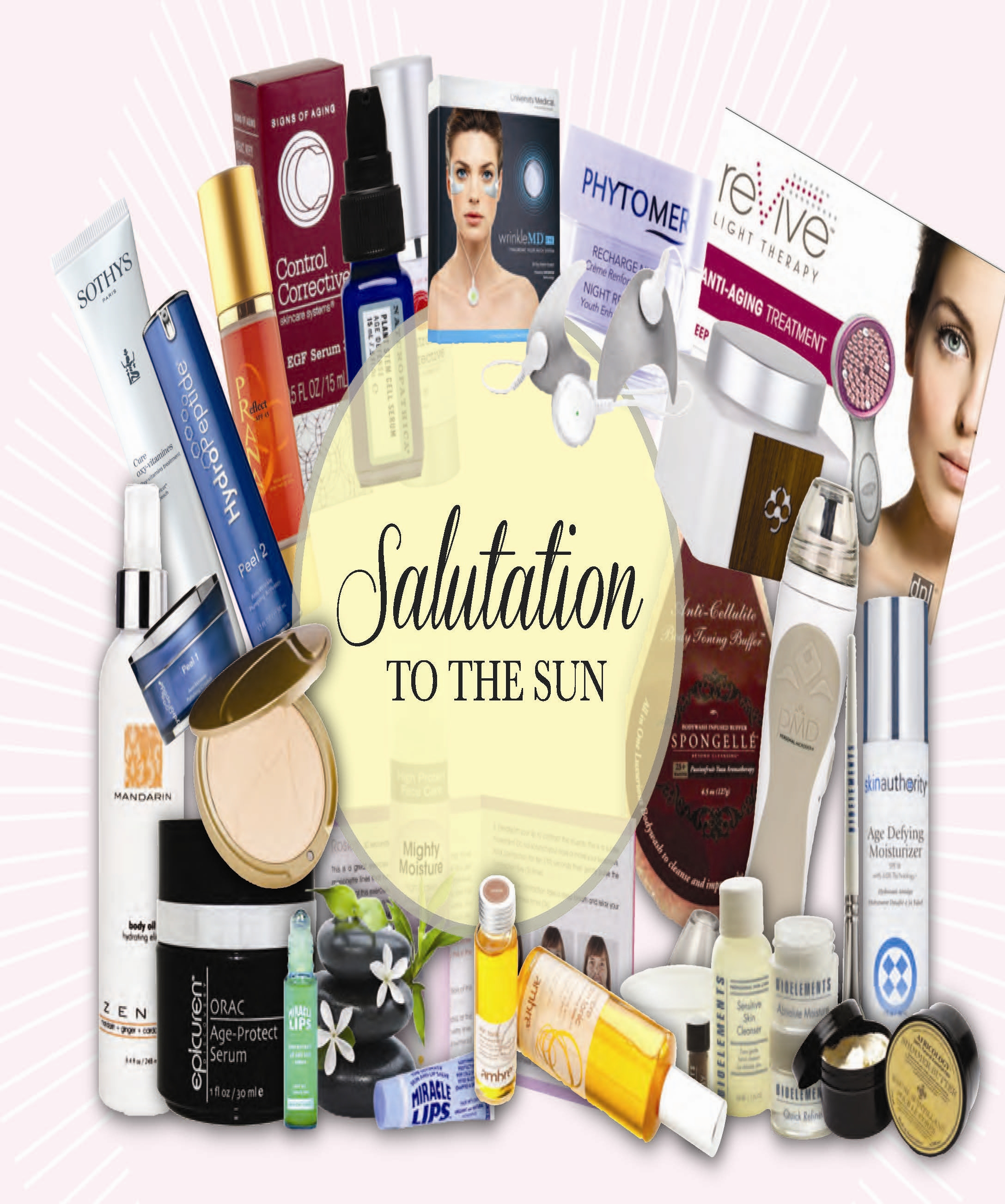 Salutation to the Sun: ISPA Members Highlight Products for Glowing Skin, MASSAGE Magazine