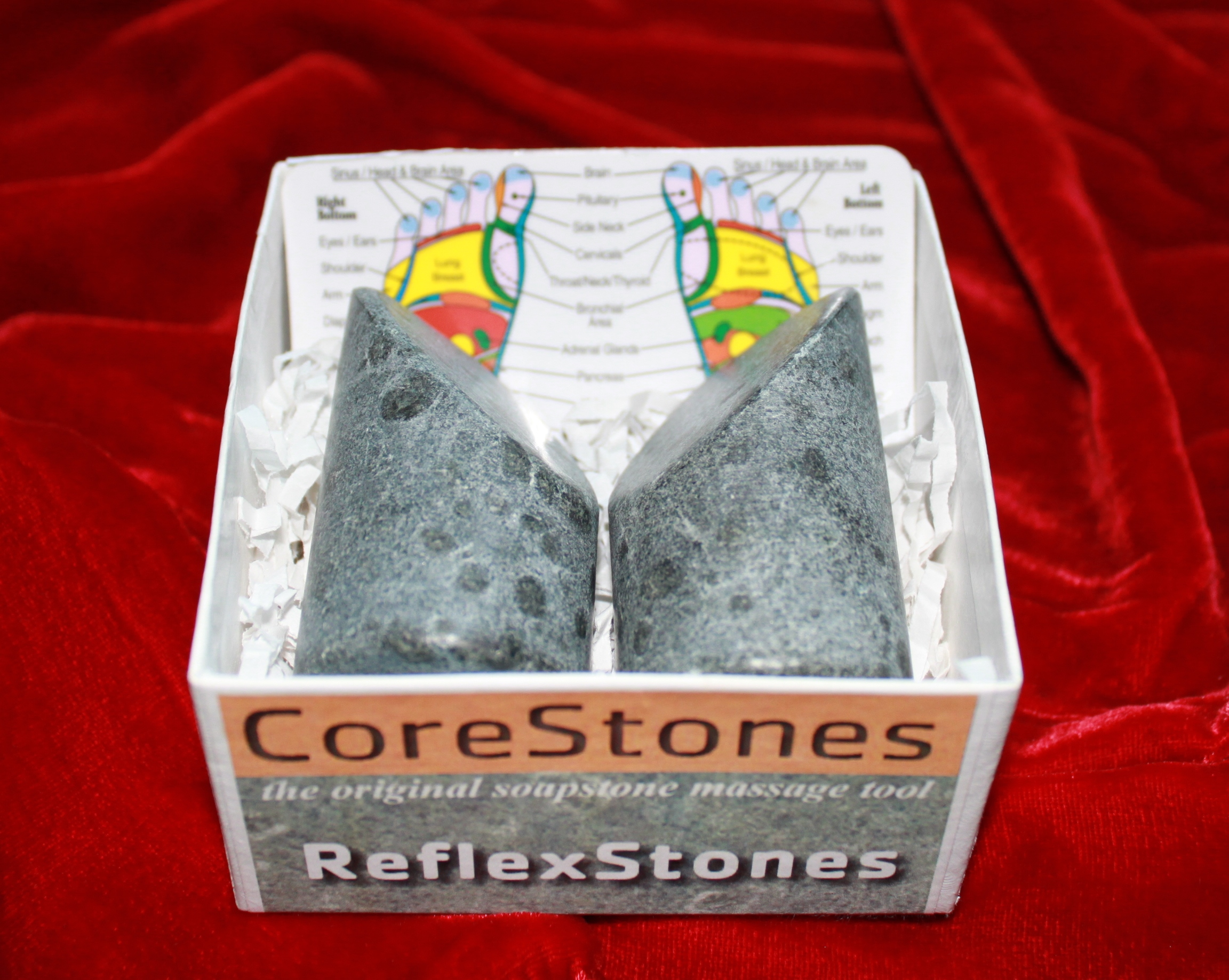 CoreStones Introduces New Stone-Massage Products for Home Use, MASSAGE Magazine