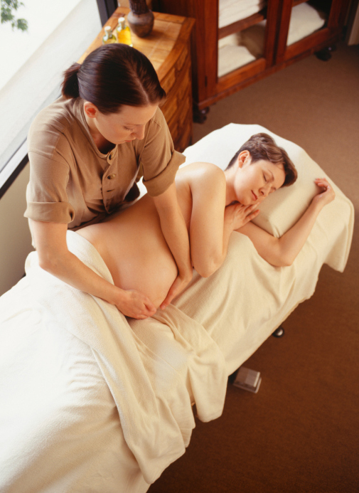Position Matters in Pregnancy Massage, MASSAGE Magazine
