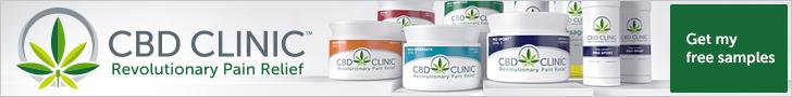 Get CBD Clinic free samples