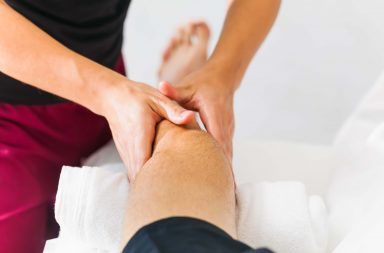 Massage therapy, in combination with the right topical pain relief product, can help alleviate pain and reduce inflammation for athletes.