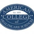 Ameican Collage Healthcare Sciences logo