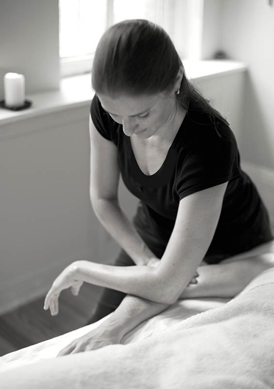 How Does Thai Massage Work? Arm-forearm-front