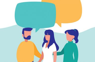 Active, engaged listening requires holding space for a person to feel seen and understood. How we talk, when we talk, and what we talk about is the other side of the communication coin, and it is just as important as listening.