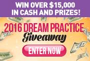 Dream Practice Giveaway