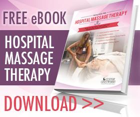hospital massage e-book ad