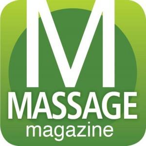 MASSAGE Magazine Logo - more massage tools