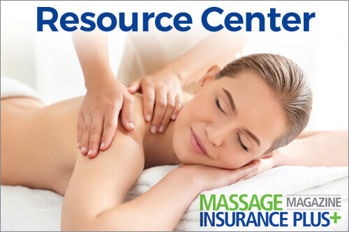 Massage Liability Insurance Resource Center
