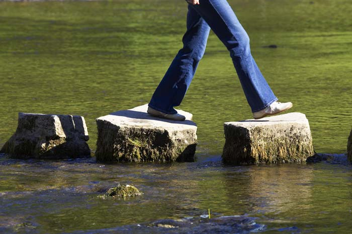 more stepping-stones