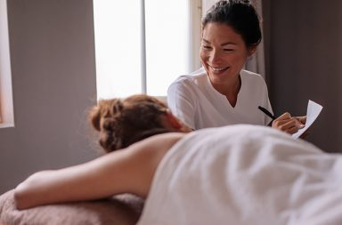 This scenario sounds all too familiar to massage therapists nationwide: You provide an effective massage session helping ease physical pain within a client. Upon completion of session, you recommend weekly sessions to help keep the positive momentum of healing going.