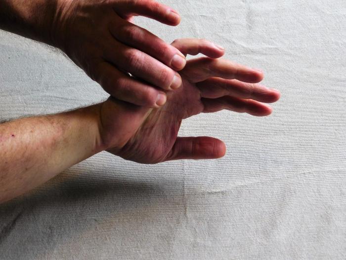 Twist the wrist