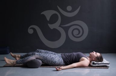 If I told you there was a yoga that could give you more restful sleep, relax your busy mind, relieve stress and tension in your body, and offer you a door toward enlightenment, all without having to do a single pose, would you sign up?
