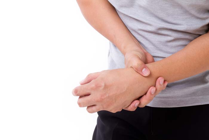 hand and arm pain