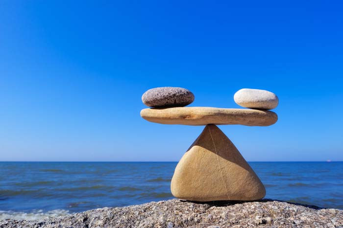balanced well-being